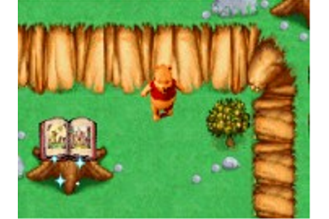 Winnie the Pooh's Rumbly Tumbly Adventure - Game Boy ...