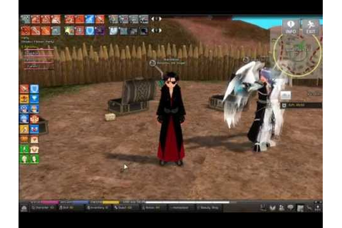 Mabinogi Gameplay Video - YouTube