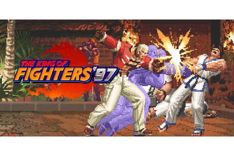 THE KING OF FIGHTERS '97 | Virtual Console (Wii) | Games ...