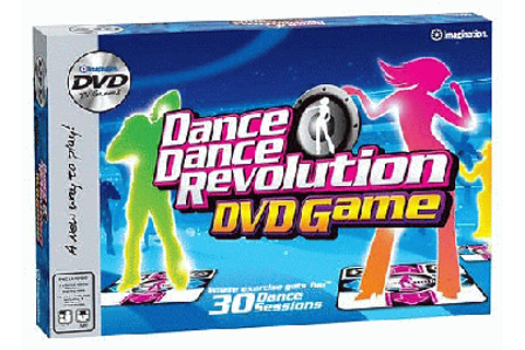 Dance Dance Revolution DVD Game - Wikipedia