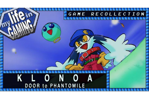 Klonoa: Door to Phantomile :: Game Recollection - MY LIFE ...