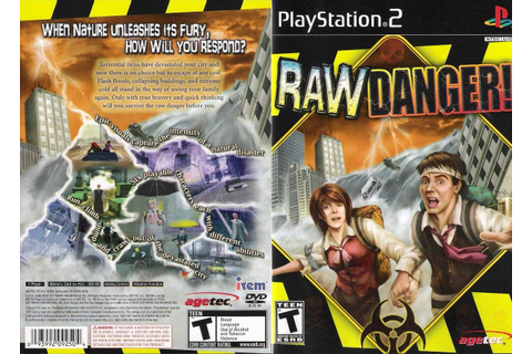 Download Game Raw Danger PS2 Full Version Iso For PC ...