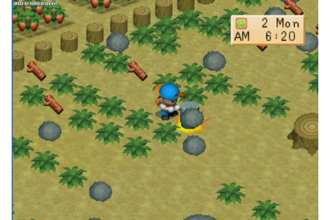 Stafa Games: Harvest Moon Back to Nature (Bahasa Indonesia)