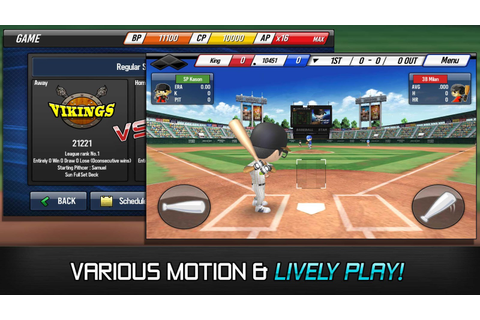 Download Game Baseball Star Free Download for Mobile