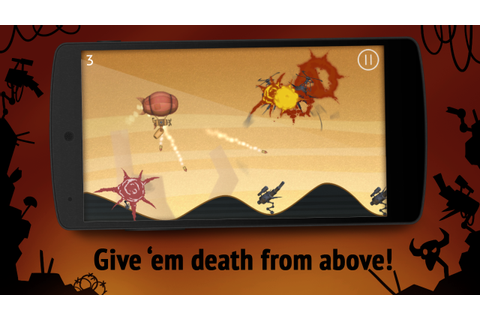Zeppelin battle 1.0 APK Download - Android Simulation Games