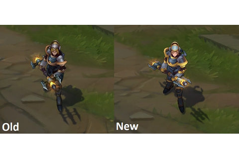 Steel Legion Lux is too vibrant now