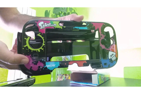 [UNBOXING] ITA-Splatoon Hori Game Pad protector @by Bloody ...