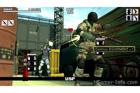 Metal Gear Acid 2 (2005 video game)