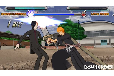 Bleach Heat The Soul PSP ISO - Download Game PS1 PSP Roms ...
