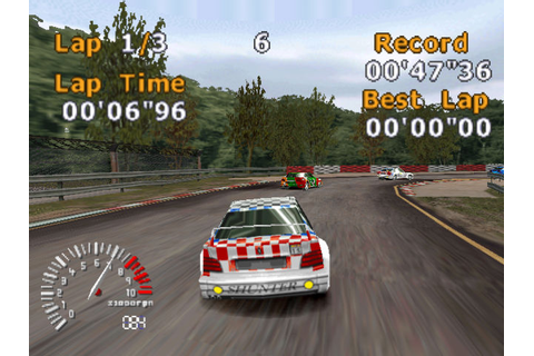 5-Star Racing PSX (Highly Compressed) - INSIDE GAME