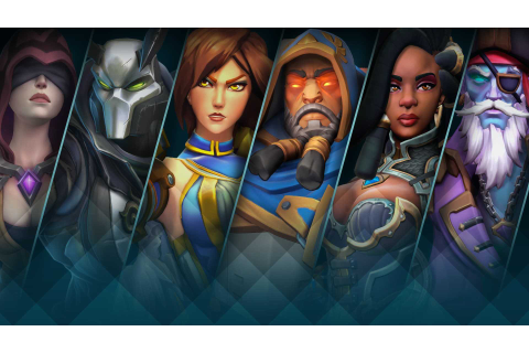 Buy Paladins Champions Pack - Xbox Store Checker