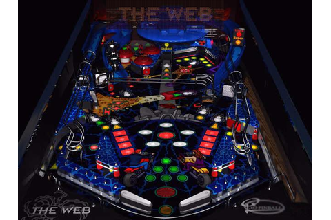 Pro Pinball: The Web Download (1995 Arcade action Game)