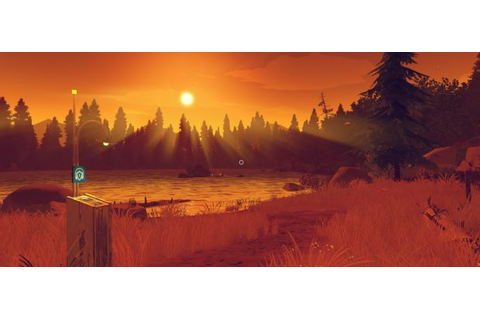 Firewatch Announces Free DLC | Rock Paper Shotgun