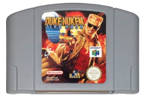 Buy Duke Nukem Zero Hour N64 Australia