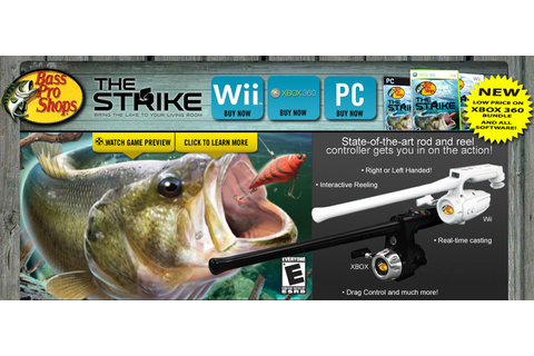 The Strike Game By Bass Pro Shops ©2009