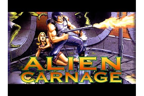LGR - Halloween Harry (Alien Carnage) - DOS PC Game Review ...
