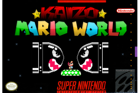 Kaizo Mario World (Hack) - Jeux - RomStation
