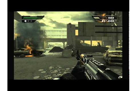 Black xbox 360 gameplay - YouTube
