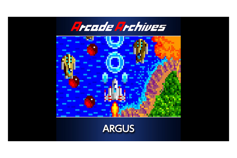 Arcade Archives ARGUS Game | PS4 - PlayStation