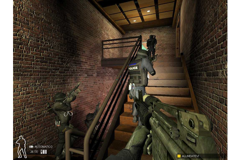Free Download Game PC: Download Game SWAT 4 RIP