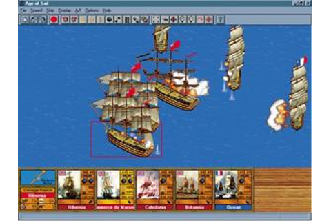 Age of Sail Download (1996 Strategy Game)
