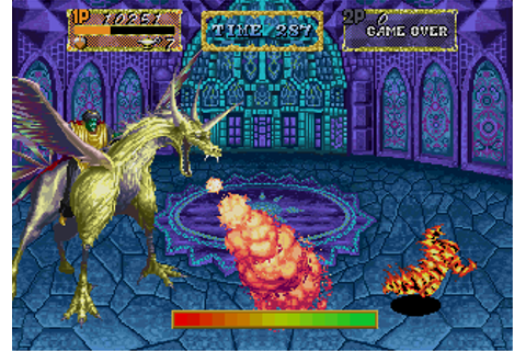 Arabian Magic Screenshots for Arcade - MobyGames