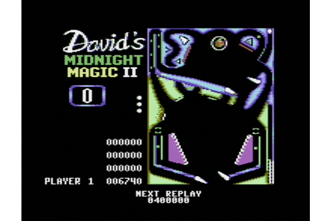 David's Midnight Magic + David's Midnight Magic 2 for the ...