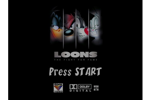 Loons: The Fight For Fame (2002) by Infogrames Xbox game