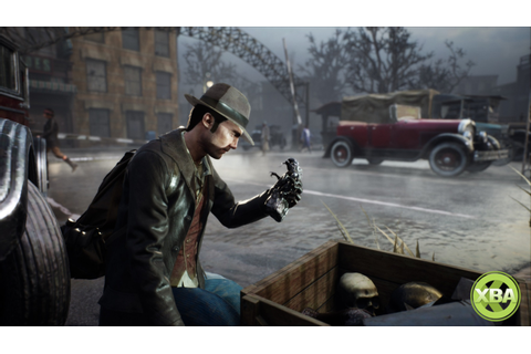 The Sinking City Gamescom Gameplay Showcases Quests ...