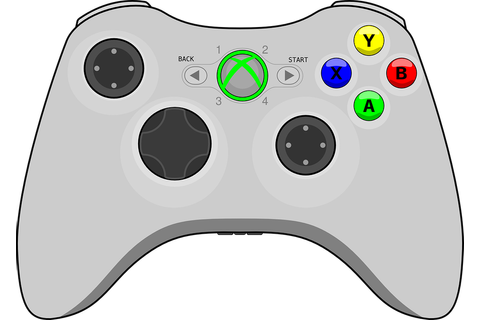 Free vector graphic: Game, Control, Remote, Console - Free ...