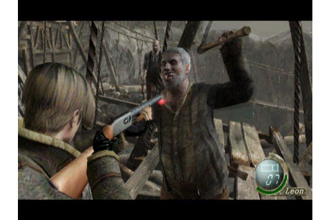 Resident Evil 4 (GCN / GameCube) News, Reviews, Trailer ...