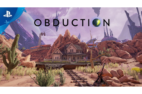 Obduction – Short Trailer | PS4 - YouTube