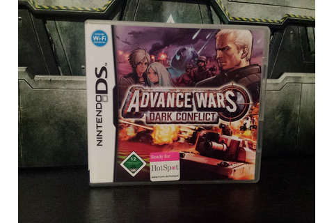 Advance Wars: Dark Conflict Review – Dodogames.de