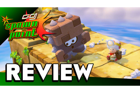 Captain Toad Treasure Tracker | Game Review - YouTube
