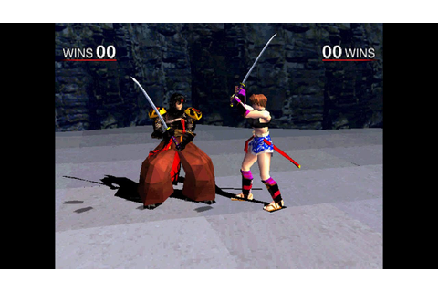 Bushido Blade 2 [PS1] - play as Hiragi Daina (Shainto boss ...