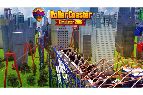 Roller Coaster Games 2018 Theme Park for Android - APK ...