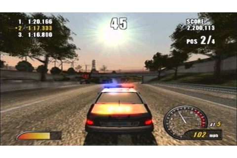 Burnout 2 - Point of Impact (USA) ISO