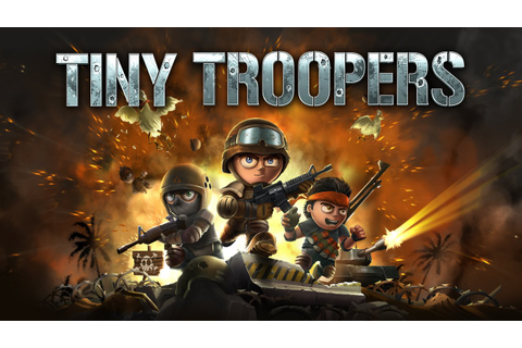 Tiny Troopers Windows Phone and Windows 8 official trailer ...