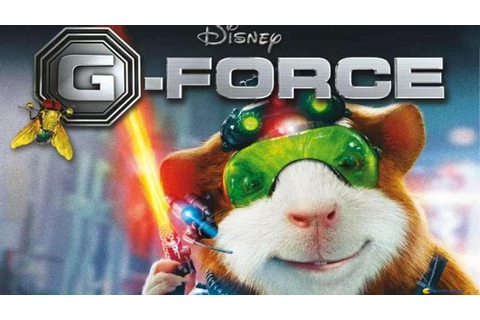 G-Force (Disney, 2009) gameplay (PC Game, 2009) - YouTube