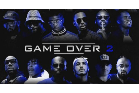La cover de la compilation « Game Over 2 » dévoilée