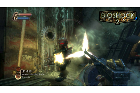 Dream Games: Bioshock 2