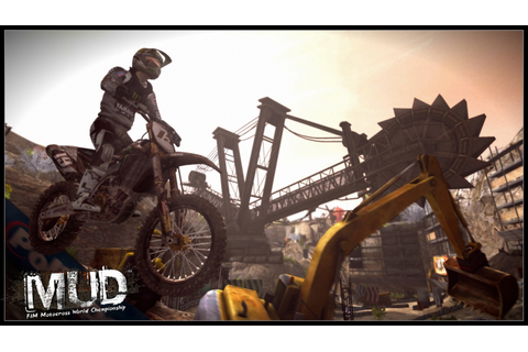 Motorcycles Games - MUD FIM MotoCross World Championship ...