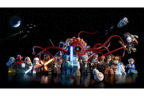 Test LEGO Star Wars Le réveil de la Force [Xbox One]