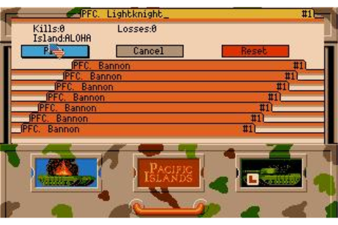 Pacific Islands Download (1992 Simulation Game)