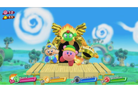 Kirby will go back to basics for Nintendo Switch - VG247