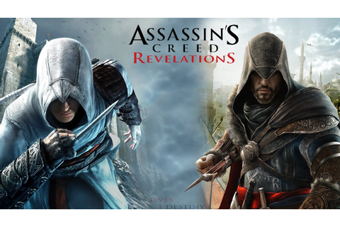 Assassin's Creed Revelations Film CZ (Game Movie) - YouTube