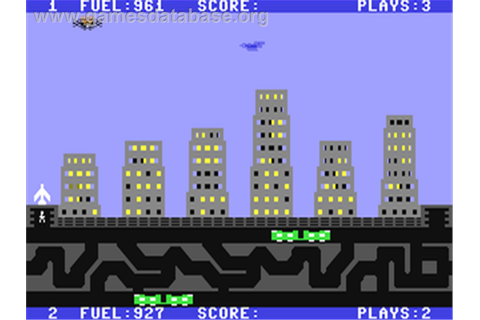 Save New York - Commodore 64 - Games Database
