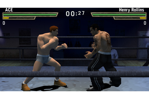Def Jam - Fight for NY - The Takeover (Europe) ISO