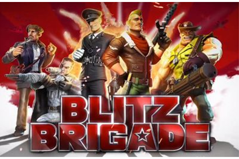 Blitz Brigade – Online multiplayer shooting action! iPhone ...