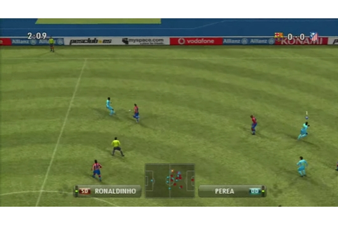 Pro Evolution Soccer 2008 Game - Hellopcgames